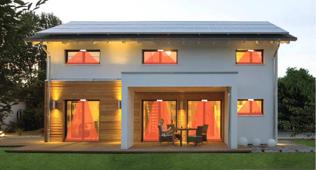 dual red protezione casa
