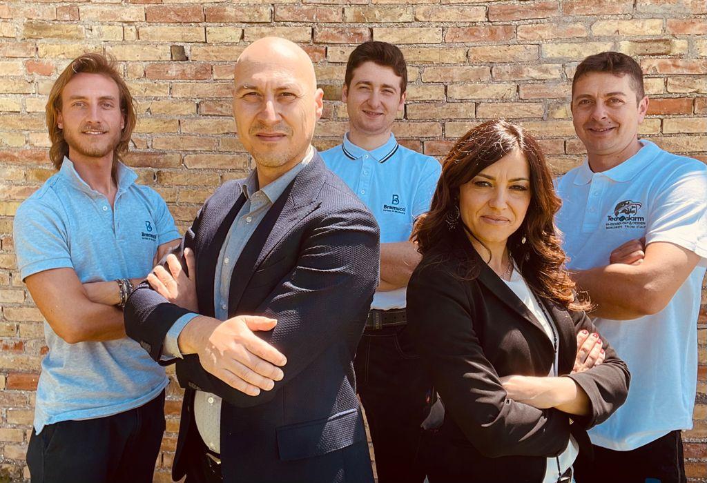 team bramucci